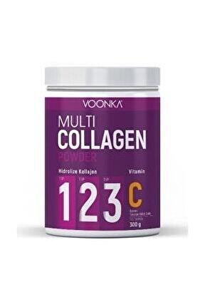 Multi Collagen Powder 300 gr