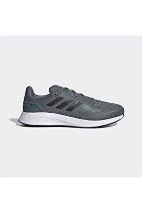 Erkek Gri Koşu Ayakkabısı