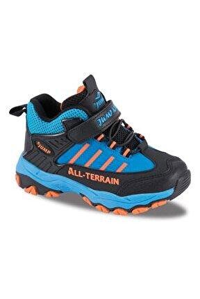 25821 Mavi Günlük Erkek Çocuk Ayakkabı Bot