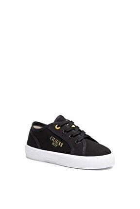 Kız Çocuk Siyah Piumo Sneakers Fı7pıofab12
