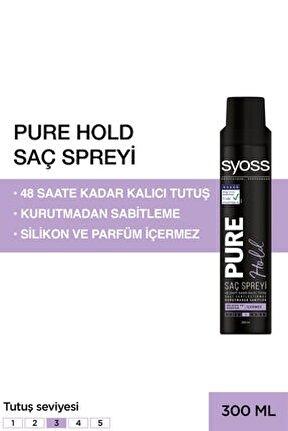 Saç Spreyi Pure Hold 300 ml