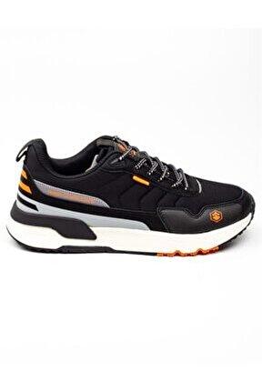 PORT Siyah Erkek Sneaker Ayakkabı 100602061