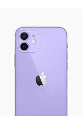 iPhone 12 64GB Mor Cep Telefonu (Apple Türkiye Garantili)