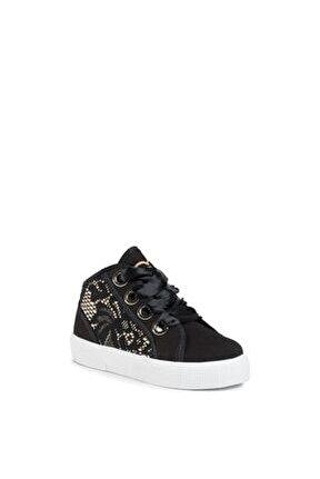 Kız Çocuk Piuma Lace Mid Sneaker Fı7pımfab12