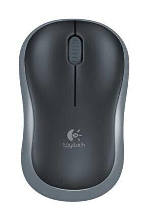 M185 Kablosuz 1000dpı 3b+1 Optik Notebook Gri,siyah Mouse 910-002235