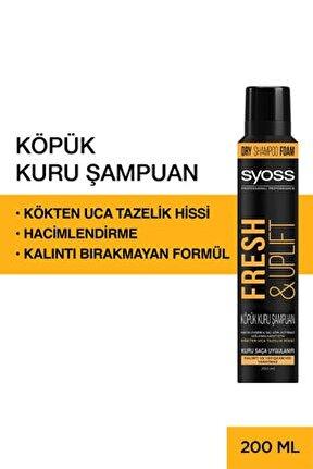 Fresh & Uplıft Köpük Kuru Şampuan 200 ml