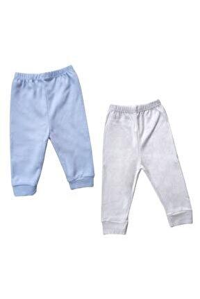 2'li Erkek Bebek Pijama Altı