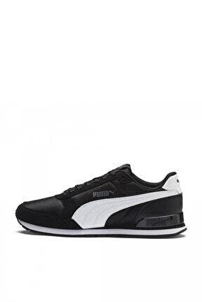 36681105 Siyah Erkek Koşu Ayakkabısı 100407791