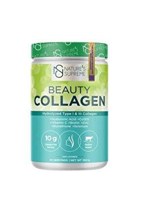 Beauty Collagen Powder 360 gr Aromasız