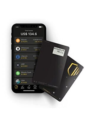 Coolbitx S Offline Bitcoin Cüzdanı