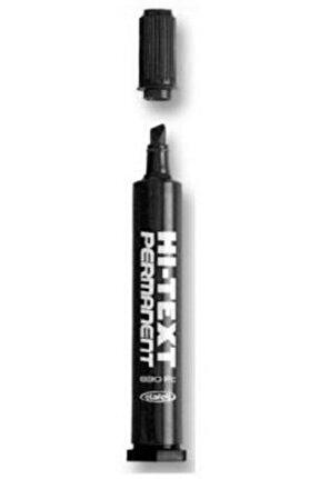 Permanent Marker Kesik Uç Siyah