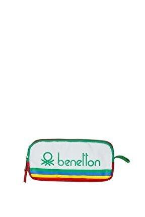 Unisex Benetton Iki Bölmeli Kalemlik 70031