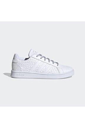 Kadın Beyaz Sneaker Grand Court K Fw4575