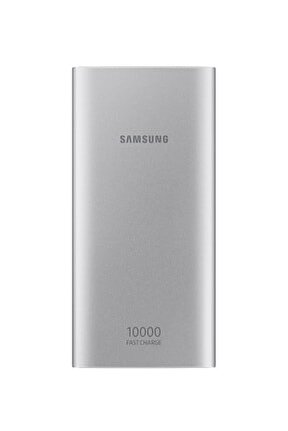 10.000 mAh Type-C Gümüş Powerbank (Samsung Türkiye Garantili) EB-P1100CSEGTR