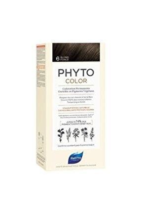 Color 6 Koyu Kumral Saç Boyası