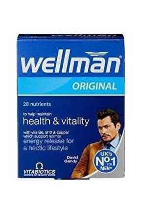 Vitabiotics Erkek Için 30 Tablet