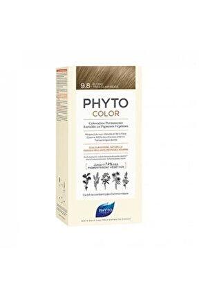 Açık Sarı Bej-bitkisel Saç Boyası 9.8