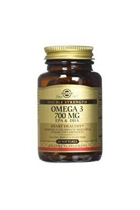 Omega 3 700 Mg - 60 Kapsül