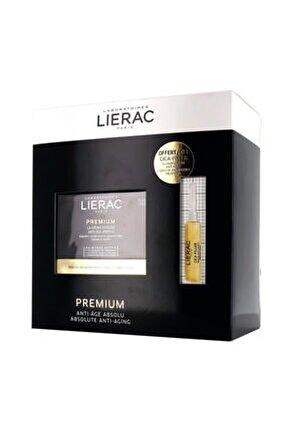 Premium Silky Cream 50 Ml + Cica-filler Serum 10 Ml