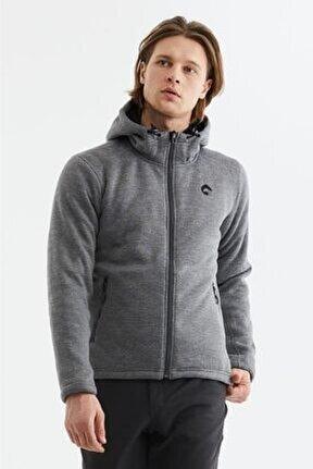 Panthzer Verbier Erkek Sweatshirt Gri