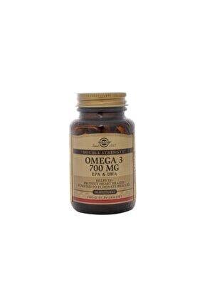 Omega3 700 mg 30 Kapsül