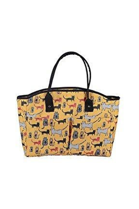 Cats Sarı Isı Yalıtımlı Çanta