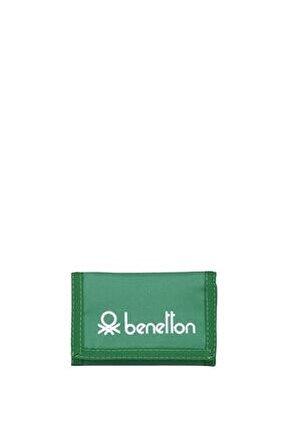 Unisex Benetton Fermuarlı Cüzdan 70120