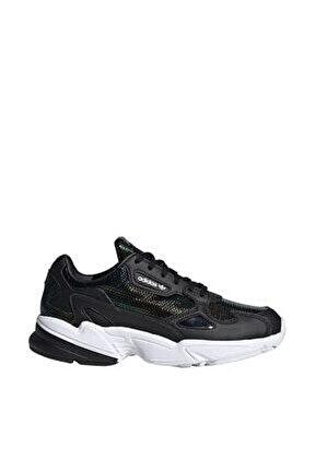 Kadın Siyah Falcon Ayakkabı Ef5517 W