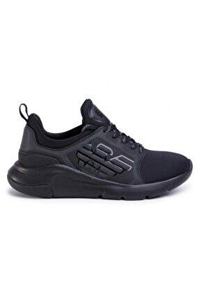 Erkek Siyah Ayakkabı X8x057-xc55-m620
