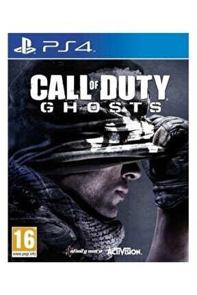 Ps4 Call Of Duty Ghosts Oyun