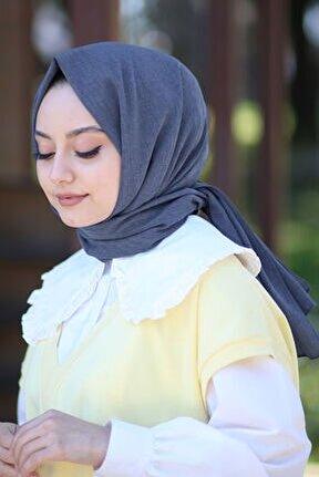 Kadın Kot Mavi Cotton Pamuk Şal Ck01