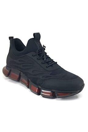 13213 Günlük Erkek Ayakkabı-siyah