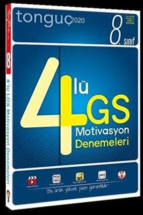8. Sınıf Lgs 4lü Motivasyon Denemeleri