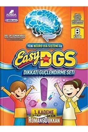 Easy Dikkati Güçlendirme Seti 3 6 Yaş B Kitapçığı