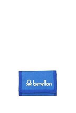 Unisex Benetton Fermuarlı Cüzdan 70122