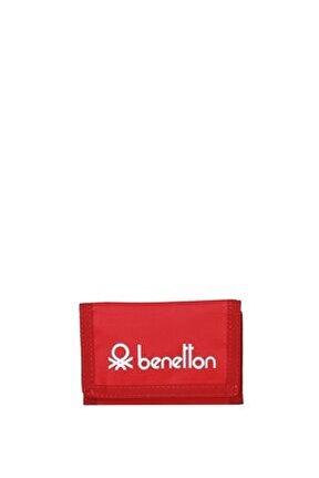 Unisex Benetton Fermuarlı Cüzdan 70121