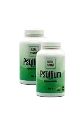 Pharma Organik Psyllium 250 Gr X 2 Adet
