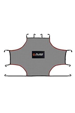 Unisex 3x2m Kale İçin Köşelere Şut Çalışma Aparatı - P2I150080