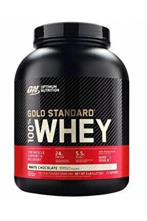 Optimum Gold Standard Whey Protein Tozu 2273 Gr Beyaz Çikolatalı