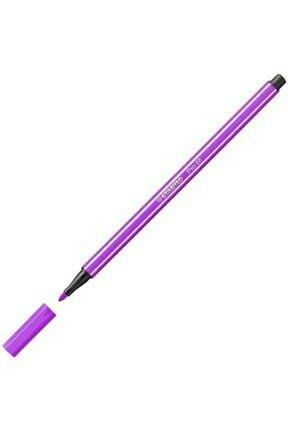 Pen 68 Keçeli Kalem - Lila