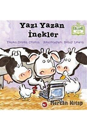 Yazı Yazan Inekler-Organik Kitap