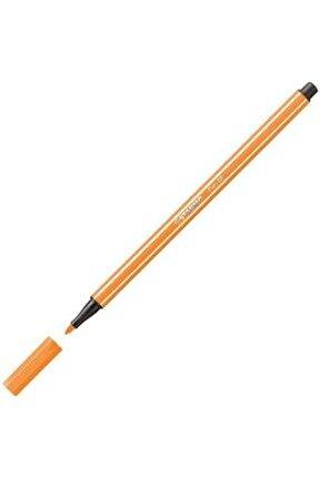 Pen 68 Keçeli Kalem - Açık Turuncu