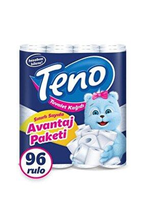 Avantaj Paket Tuvalet Kağıdı 96 Rulo