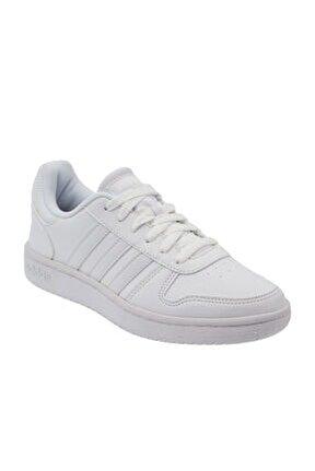HOOPS 2.0 Beyaz Kadın Sneaker Ayakkabı 100531414
