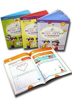 Çocuklar Için Ilk Kodlama Ve Algoritma Aktiviteleri - 4 Kitap