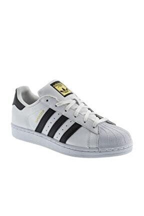 Originals Superstar Beyaz Siyah Erkek Spor Ayakkabı