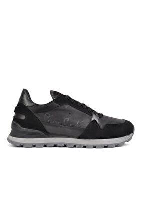 2127 Siyah Erkek Sneaker
