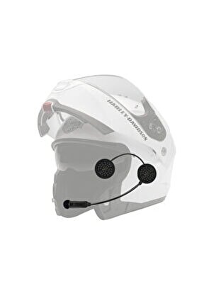 Motosiklet Bluetooth Kulaklık Mikrofon Seti Kn200 Eco