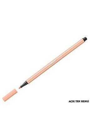Pen 68 Keçeli Kalem - Açık Ten Rengi