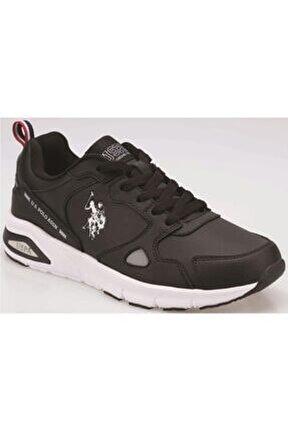 Kadın Siyah Spor Ayakkabısı Sneaker